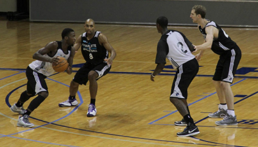 Gallery: Training Camp Day 2