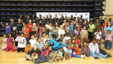 Gallery: BCBSNC Training Camp Clinic
