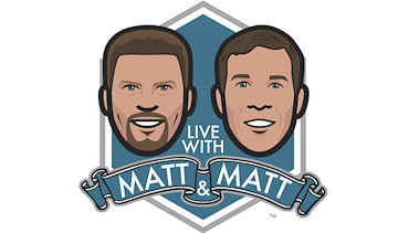Matt and Matt: Media Day - 12:45 p.m.