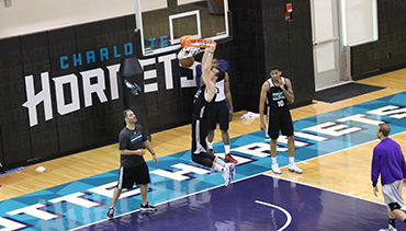 Summer League Practice - 7/3/15