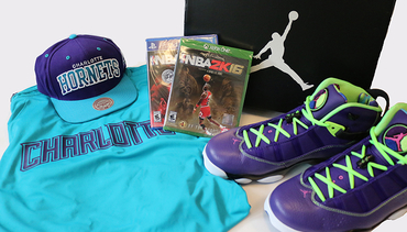 Win a Hornets Preseason Pack