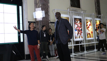 Gallery: MJ and Hornets at Jordan Brand Events