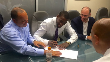 Hornets Sign MKG To Contract Extension