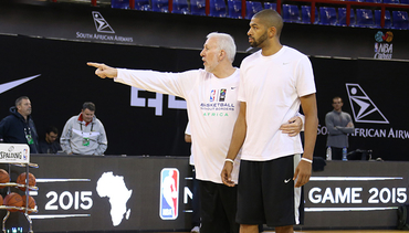 Nicolas Batum: Home Away From Home