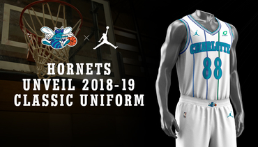 Hornets Unveil New White Classic Uniform