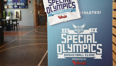 Gallery | Special Olympics Clinic