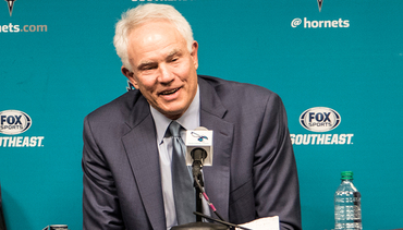 Kupchak Hiring Ushers in New Hornets Era