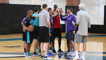 Hornets Host 1st Draft Workout of 2018