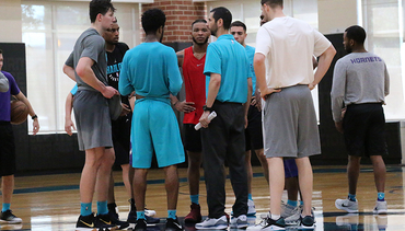 Hornets Host 8th Draft Workout of 2018