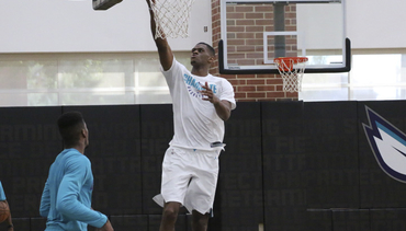 Hornets Host 9th Draft Workout