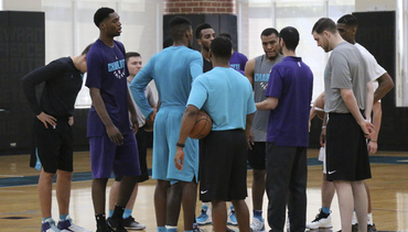 Hornets Host 9th Draft Workout of 2018