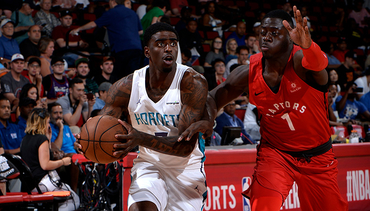 Summer League Ends for Hornets After Loss to Toronto