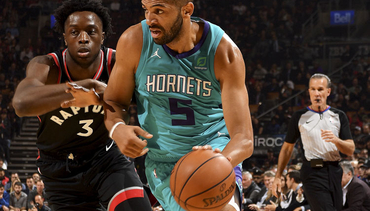 Gallery | Hornets vs Raptors