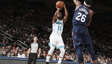 UConn Connection Leads Hornets to MSG Win