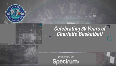 30th Anniversary Weekly Series | 1996-97 Charlotte Hornets Team