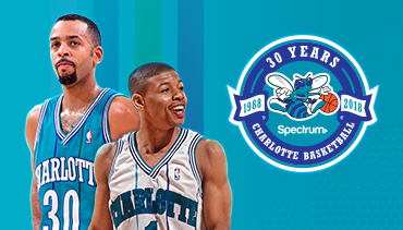 Hornets Announce Additional Plans For 30th Anniversary Celebration