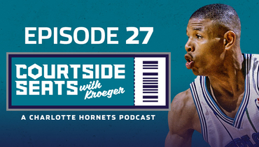 Courtside Seats with Kroeger | Muggsy Bogues
