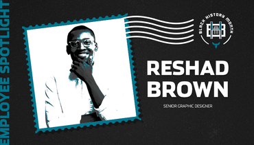 Black History Month Employee Feature: Meet Reshad Brown