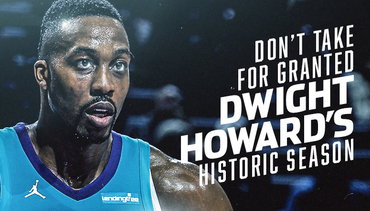 Don't Take for Granted Dwight Howard's Historic Season