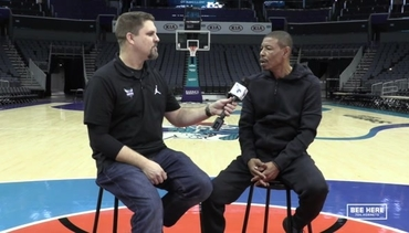 Muggsy Bogues Excited for Saturday's Return to the Hive