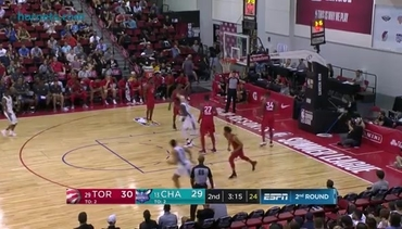 2018 Summer League Highlights vs Raptors