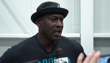 Interview | Michael Jordan On Hurricane Florence Relief Efforts