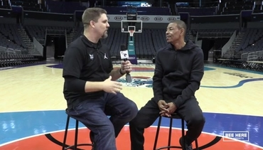 Hornets Legend | Muggsy Bogues Interview