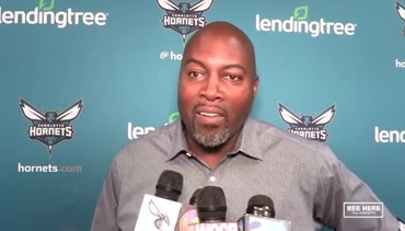 Hornets Legend | Glen Rice