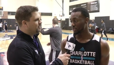 Kemba Walker One-On-One - 03/25/15