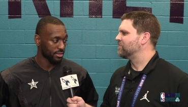 Kemba Postgame One-on-One Interview