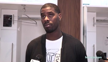 Hornets Postgame | Marvin Williams
