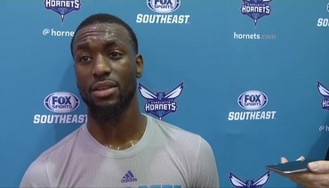 VIDEO: Hornets Training Camp | Kemba Walker