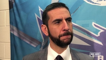 Hornets Postgame | James Borrego - 11/11/18