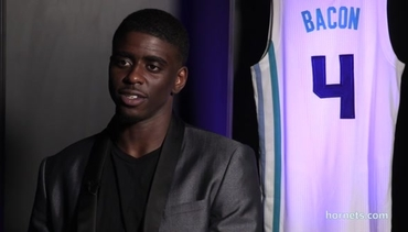 Hornets.com Exclusive | Dwayne Bacon