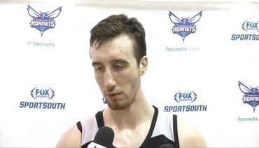 2015 Summer League Practice | Frank Kaminsky - 7/3/15