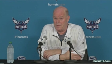 Steve Clifford - Part 1 of 4
