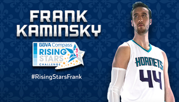 Kaminsky Selected To Participate in BBVA Compass Rising Stars Challenge