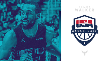 Kemba Walker Named to 2018-20 USA Basketball Men's National Team