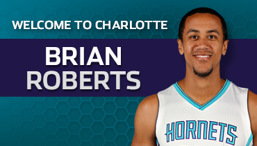 Hornets Sign Brian Roberts