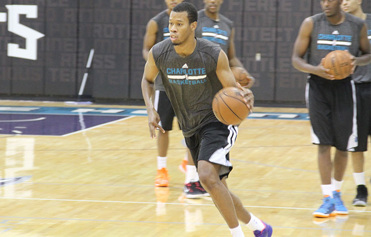 Hornets Draft Workout - Rodney Hood