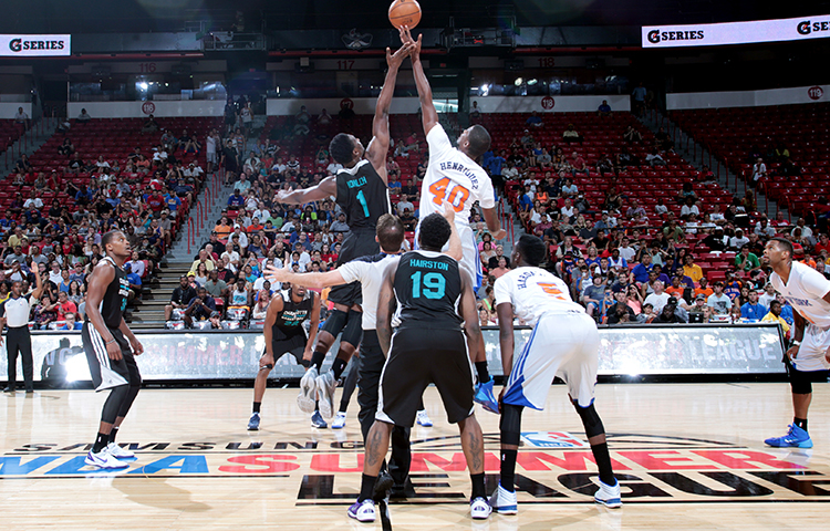 Hornets vs Knicks