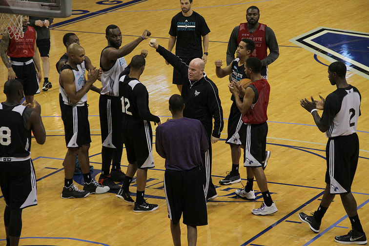 Hornets Training Camp Day 3 - 10/2/14