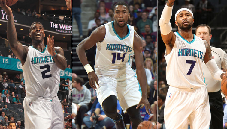 Williams, Kidd-Gilchrist, Williams