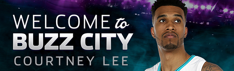 Welcome Courtney Lee