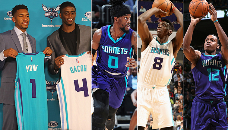 huge discount 2f30a 9672a Hornets Announce 2017 Orlando Pro Summer League Roster