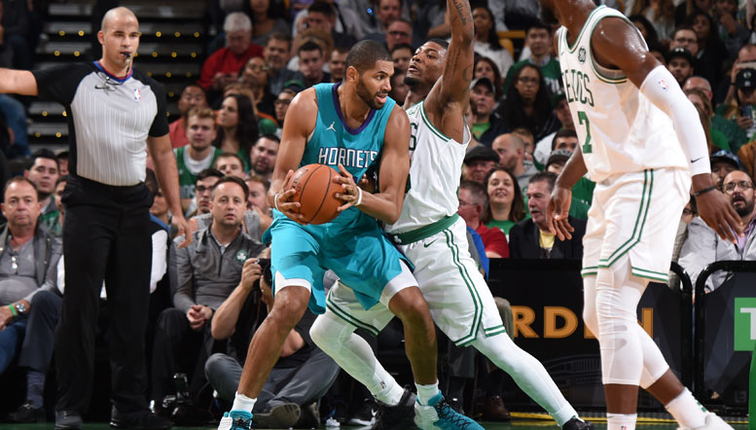 Hornets' Nic Batum to miss at least six weeks with elbow injury