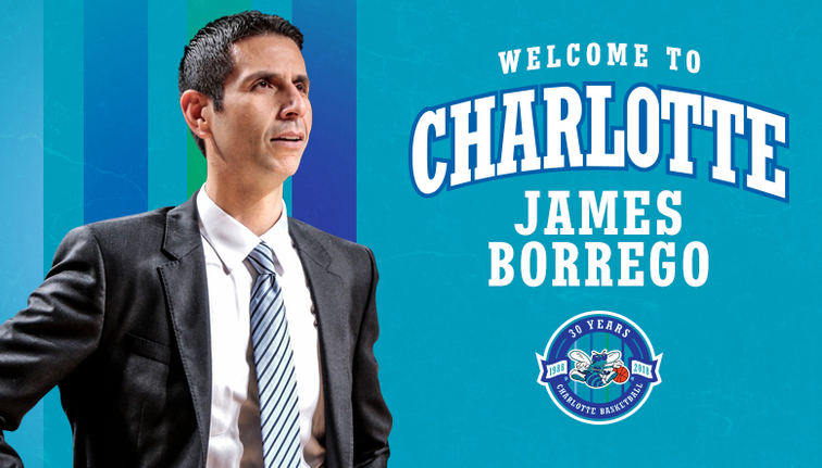 Hornets hire Spurs assistant James Borrego as head coach