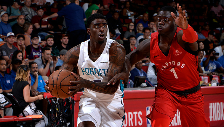 Summer League Ends for Hornets After Loss to Toronto  b0082fb8b