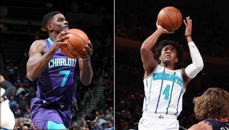 dee4efef0 Hornets Recall Bacon and Graham From Greensboro Swarm