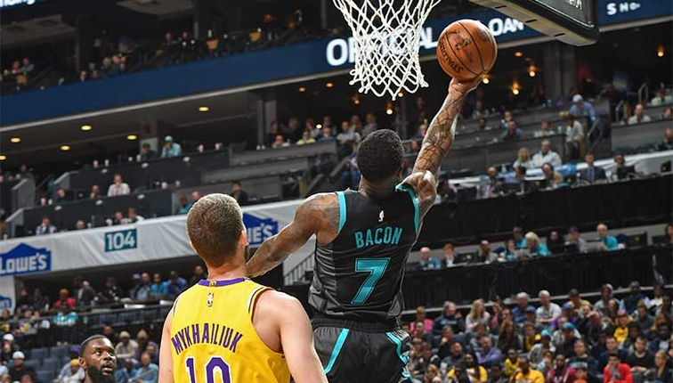 Hornets Recall Dwayne Bacon From Greensboro Swarm Charlotte Hornets
